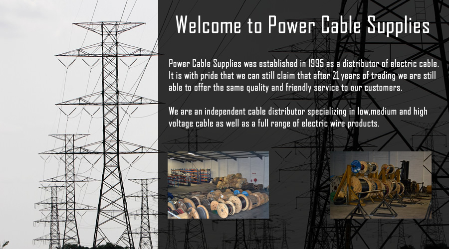 Power Cable Suppliers Cape Town